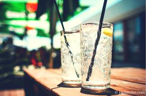 Gin-Tasting in Schwetzingen