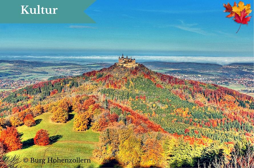 Burg Hohenzollern auf der Schwäbischen Alb © Burg Hohenzollern